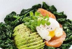 Opskrifter på antiinflammatorisk kost | Iform.dk Low Carb Recipes, Healthy Recipes, Shellfish Recipes, Kitchen Time, Fish Dishes, Salmon Recipes, Plant Based Recipes, I Foods, Food Inspiration