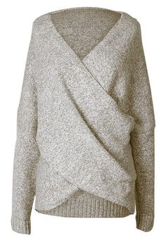 Link is to buy it but I want to buy a super huge sweater at a thrift store and see if I can makeover to look like this.