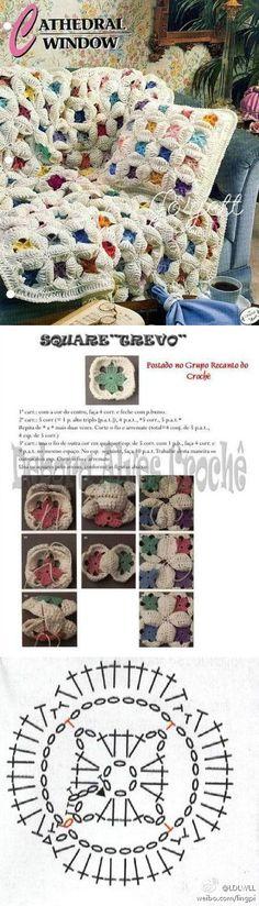 http://fifiacrocheta.blogspot.com.br/2013/06/colcha-de-croche-com-grafico.html