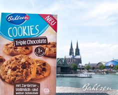 Was für eine traumhafte, sonnige Kulisse! // What a gorgeous and sunny scenery! #LifeIsSweet #Bahlsen #SweetOnStreets #Cologne #Cookies