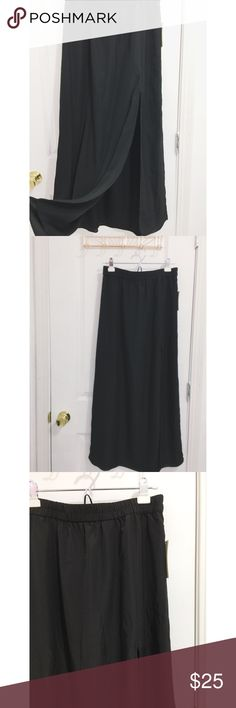Michael Kors Maxi Skirt NWT Michael Kors Maxi Skirt NWT.  Fully lined.  Retail $99.50.  Perfect condition.  Women's size small. Michael Kors Skirts Maxi