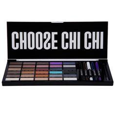 extravaganza eye palette - Chi Chi Cosmetics