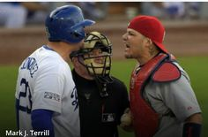 Don't mess with Yadi!!