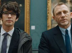 Movie: Skyfall    Q: Age is no guarantee of efficiency.   James Bond: And youth is no guarantee of innovation.   Q: Well, I'll hazard I can do more damage on my laptop sitting in my pajamas before my first cup of Earl Grey than you can do in a year in the field.   James Bond: Oh, so why do you need me?   Q: Every now and then a trigger has to be pulled.   James Bond: Or not pulled.   Q: It's hard to know which in your pajamas.