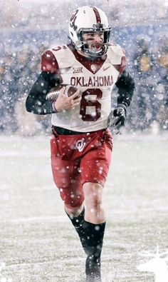 Love these OU unis.