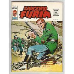 Vértice. Volumen 2. Sargento Furia. 04.