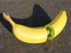 oefening 65 doorgesneden banaan