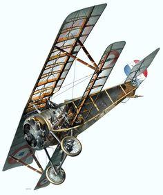 Nieuport 17 Cutaway (800×955)