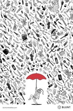Adeevee - Blunt Umbrellas: Dynamite