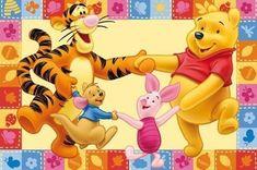 Die 151 besten Bilder von Kinderzimmer ▷ Winnie Pooh in 2019 | Kids ...