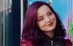 Mal gif from descendants