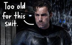 Ben Affleck @BenAffleck Reportedly Done Playing Batman! #Paparazzi #affleck #batman #playing #reportedly