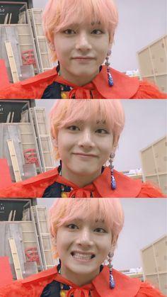 Posted by Rain. Do not delete. Kim Taehyung, Jimin Jungkook, Bts Bangtan Boy, Taehyung Smile, Daegu, Taekook, Kpop, Handsome Faces, Bts Photo