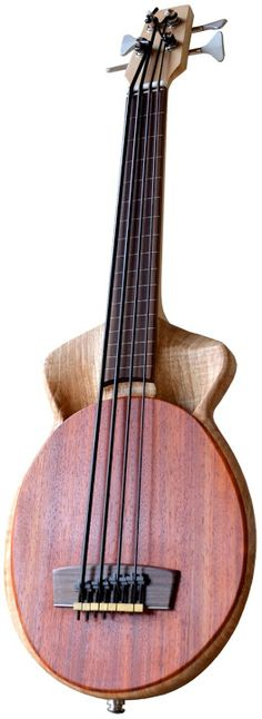 David Iriguchi Bass Ukulele #LardysUkuleleOfTheDay ~ https://www.pinterest.com/lardyfatboy/lardys-ukulele-of-the-day/ ~