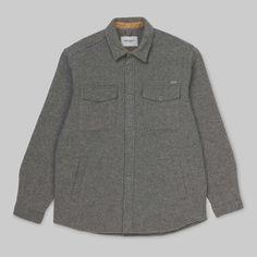 Shop the Carhartt WIP Milner Shirt Jac from the offical online store. Shirt Jacket, Shirt Dress, Carhartt Work In Progress, Carhartt Wip, Dark Navy, Wool Blend, Coat, Mens Tops, Jackets