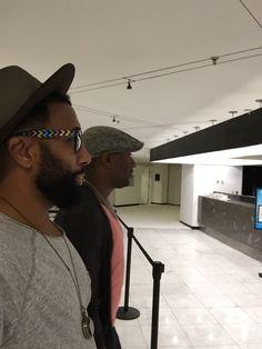 #morrisbarber #themoguls #thebrothers #fashion #manfashion #blackmen #beardman #beard