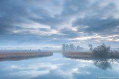 Weerribben National Park, The Netherlands