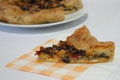Quiche all'ortolana