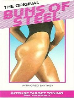 "The Most Bootylicious Moments in History - 1987 - Greg Smithey helps housewives everywhere achieve ""Buns of Steel"" with his exuberant fitness video. 80s Workout, Workout Videos, Jane Fonda Workout, Buns Of Steel, Muscle Groups, Aerobics, Glutes, Childhood Memories, Over The Years"