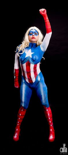 1000 images about captain america cosplay on pinterest for America s finest paint
