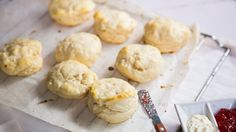 Amazing three-ingredient scones