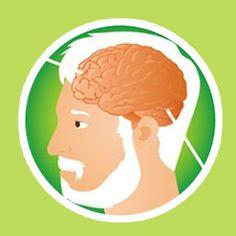 انفوجرافيك | هل يؤثر تقدم العمر على مخك ؟
