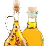 Homemade Culinary Oils