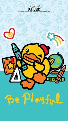 Duck Wallpaper, Duck Cartoon, What The Duck, Cute Chickens, Zoos, Buffy, Rubber Duck, Ducks, Cute Wallpapers