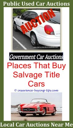 Find car auctions open the public