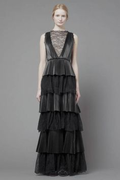 Valentino Pre-Fall 2013 #pleats