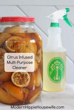 Citrus Infused Multi-Purpose Cleaner