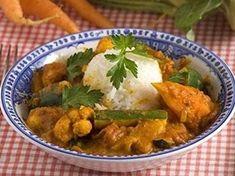 Recept na jemně pikantní kuřecí kousky.