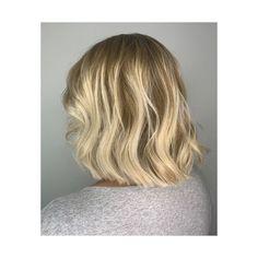 blonde balayage. bob. short hair. Lvl Lashes, Keratin Complex, Balayage Bob, Hair And Beauty Salon, Chelsea, Short Hair Styles, Stylists, Bob Styles, Short Hair Cuts