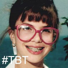 You saw her on Survivor waaaay back when and now you will see her talking shop on The View. Can you guess who this celebrity #TBT is of? Comment your guess below! (For added help her initials are E.H) #GuessWho