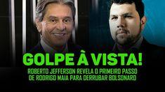 Roberto Jefferson revela detalhes da trama do golpe iminente de Rodrigo ... Riga, Rodrigo Maia, Twitter, Youtube, Brazil, Authors, Youtubers, Youtube Movies