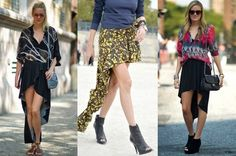 How to Style and Wear a High-Low Skirt