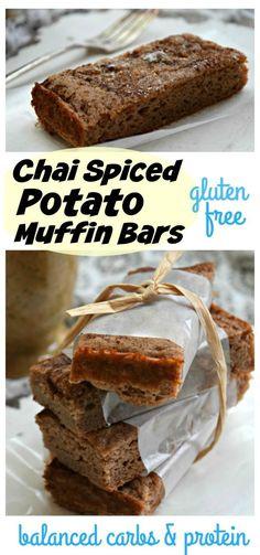Chai Spice Potato Mu