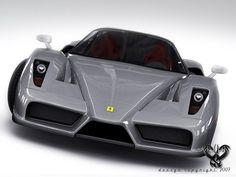 Ferrari Enzo Premium Cars, Super Cars, Ferrari, Vehicles, Model, Scale Model, Car, Models