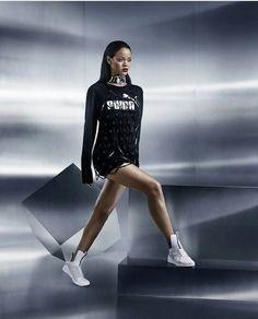 Rihanna in PUMA