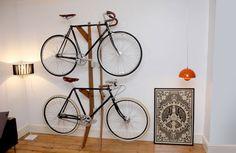 Furniture for Bikes | iGNANT.de //// para la casa