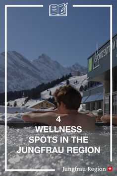 Why not a little relaxation before Christmas and New Year's stress? Check out these 4 Wellness spots 😌🌊✨ Before Christmas, Christmas And New Year, Wellness, Switzerland, Winter, Mount Everest, Spa, Relax, Mountains
