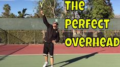 Tennis Overhead Technique | Step by Step