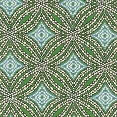 Tommy Bahama Peninsula Sun Swirl Batik Tile Cotton