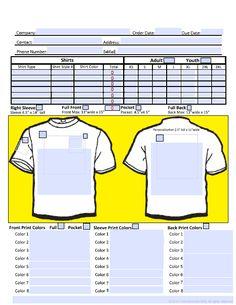 printable order form printable editable fillable pdf polka dot, Invoice examples