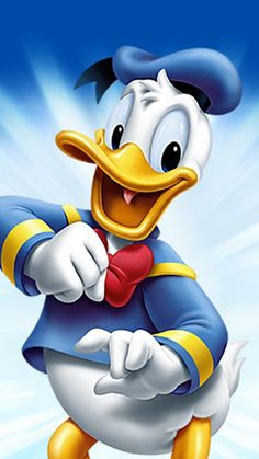New Wallpaper Iphone Disney Mickey Mouse Ideas Walt Disney, Disney Pixar, Classic Cartoon Characters, Disney Duck, Classic Cartoons, Disney Cartoons, Disney Art, Disney Characters, Donald Disney
