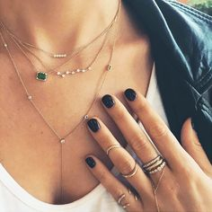The Best Undiscovered Jewelry Brands to Know Now   WhoWhatWear Logan hallowell