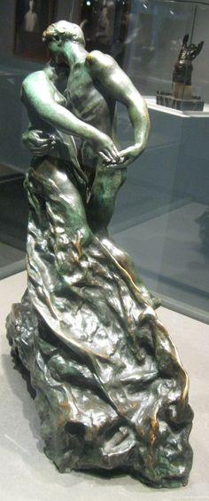 La Valse de Camille Claudel  Poitiers - Le musée Sainte-Croix,  visiting exhibit