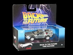 Hot Wheels Elite One Back to The Future Time Machine Scale) Ford Mustang Saleen, Delorean Time Machine, Unique Gifts For Kids, Toy Collector, Diecast Model Cars, Back To The Future, Apple Products, Retro, Toys