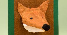 """Füchse sind nicht nur besonders schlau, sie sind vor allem durch ihre aufgerichteten Ohren und einer langen spitzen Schnauze mit einer schwarzen Nase unverkennbar. Das machen wir uns für diese Bastelei zunutze und verwenden für das Fuchsgesicht einfach die """"Türmchen"""" aus Eierkartons.  Ihr braucht: Eierkarton Schere Wassermalfarben Weiße Acrylfarbe Pinsel Schwarzen Faserstift Kleber Bunten [...]"""
