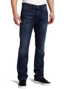 Joe's Jeans Men's Brixton Leo Straight Leg Jean http://amzn.to/HaxHpx